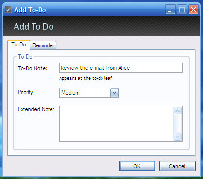 Freeware desktop to-do list. Beautiful & light-weight desktop task ...