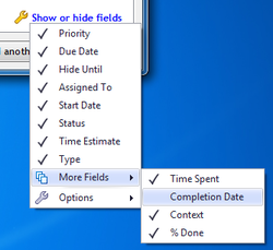 Show or hide field editors in the Add Task window: The ultimate customization!