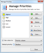 Calendar to-do list software