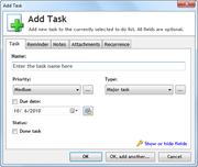 Freeware task management software